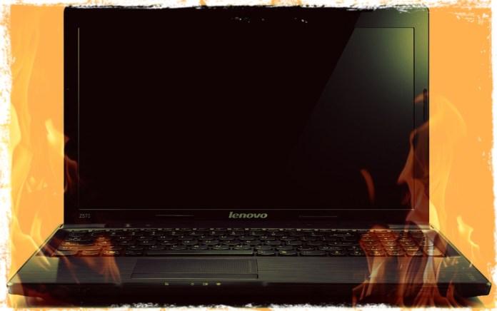 Laptop-Heating