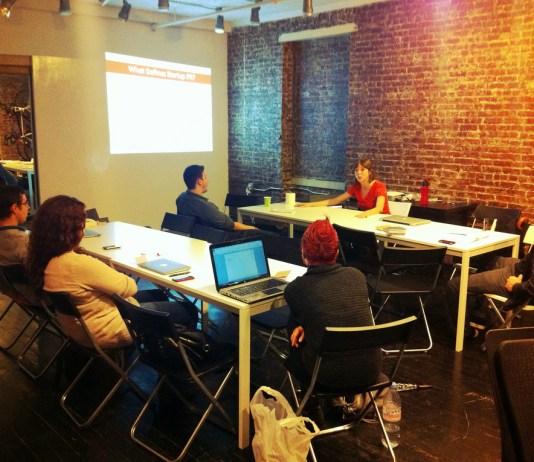 Startups Meeting