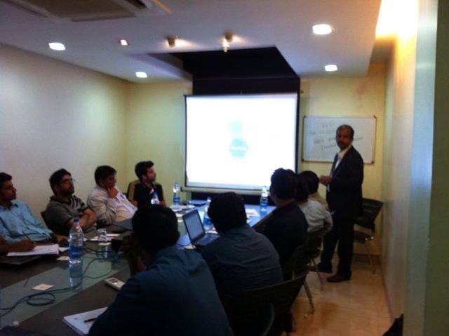 VijayKumar NRR, senior mentor with NEN and Chief at Kyron Global Accelerator in Bangalore