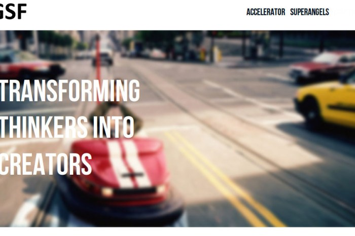 GSF Accelerator's Startups Get Fundings from VCs and Angel Investors