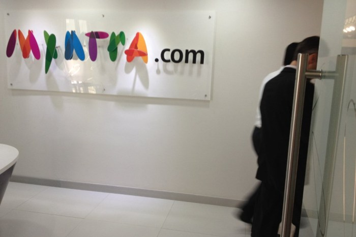 Myntra.com Claims to be clocking Gross Merchandise Value of Rs. 60 Crores