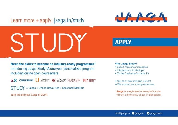Jaaga Study