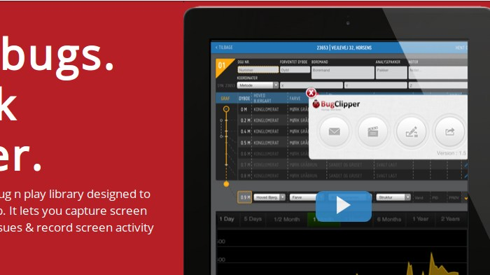 BugClipper - Integrate Swiftly and Share Screenshots and Recordings Easily