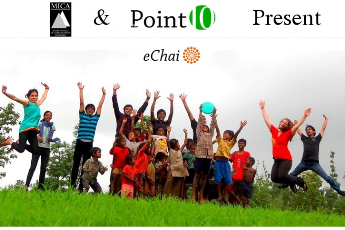 eChai Demo Day By Point10 Ventures & MICA Comcubator