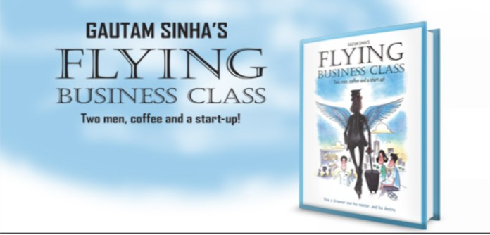 flying business class
