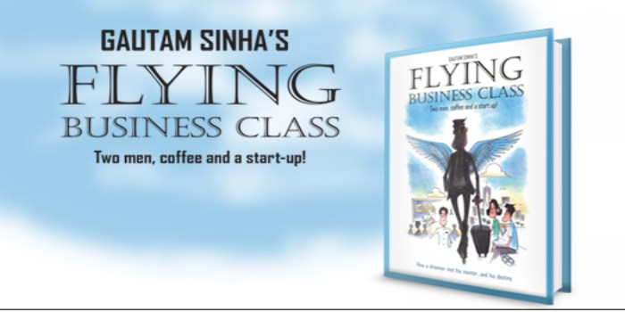 Flying Business Class : Book Review