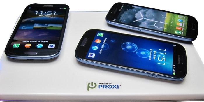 power by proxi