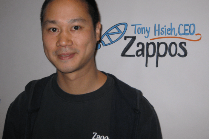 Lessons on Company Culture from Tony Hsieh, CEO Zappos.com
