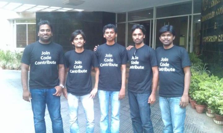 Code4Cause Volunteers