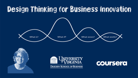 Design Thinking for Business Innovation (University of Virginia