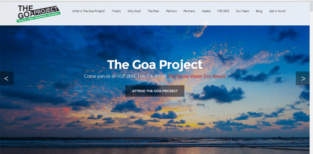 The Goa Project 2014