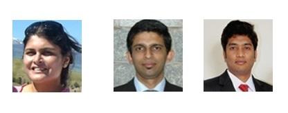 Priya, Guru and Naveen