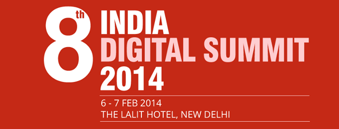 IAMAI 8th India Digital Summit 2014 Roundup : Part 4/4