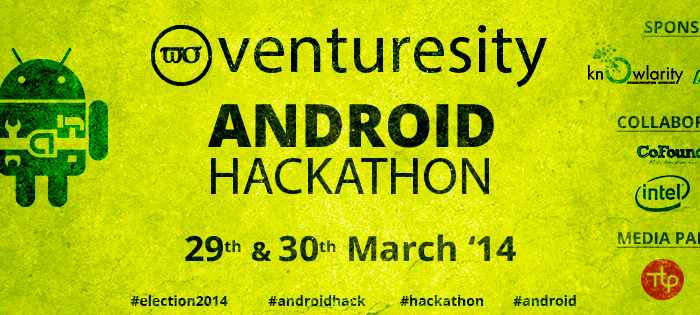 With Elections Imminent, a Bangalore-based Startup Announces a 'Hackathon for Democracy'