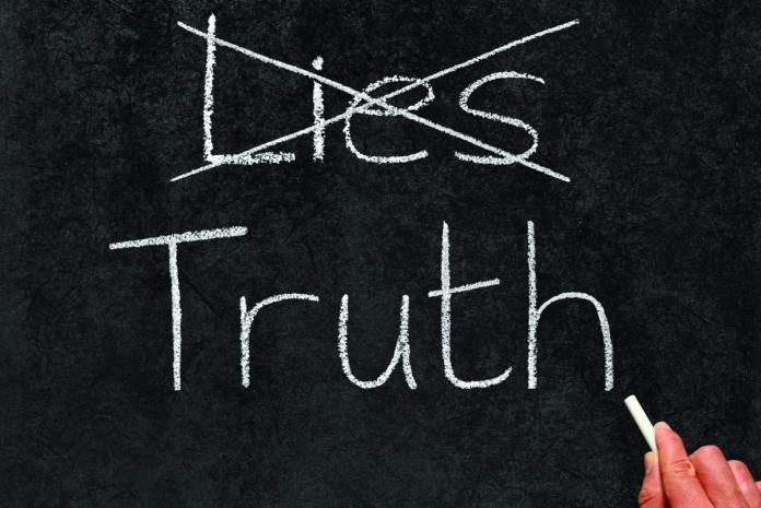 Lies entrepreneur says