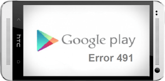 google playstore error