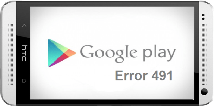 google playstore error