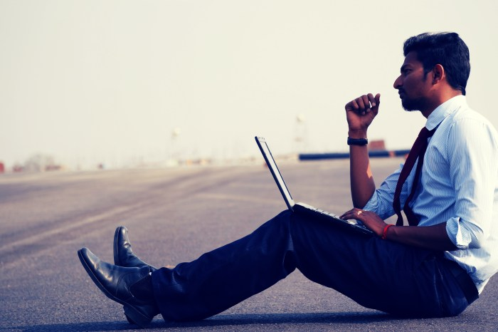 The digital nomad lifestyle reaches India's tech sector