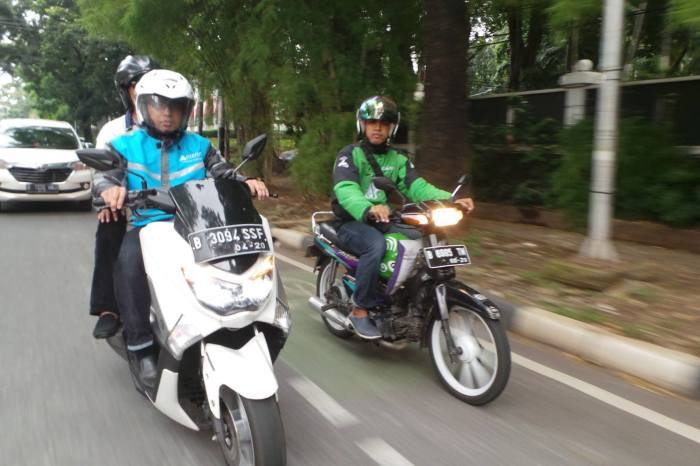 All Systems Go for Indonesia's Moto-taxi Startup Go Jek in India