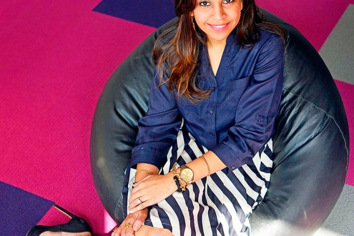 Anisha Singh, the Hurricane in the Indian Entrepreneurship Storm