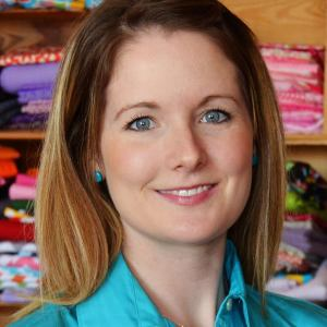 Erica Hager - Founder of Bison Booties