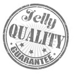 Quality-guarantee-stamp