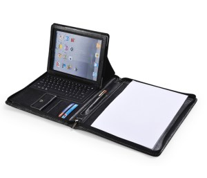 ipad padfolio with keyboard