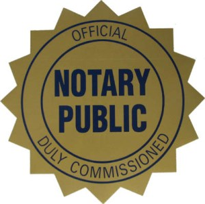 Get you Documents notarized with Rotary 4 Notary