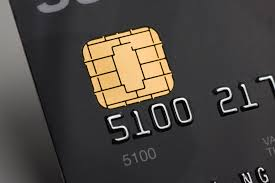 Credit Card with new EMV Chip