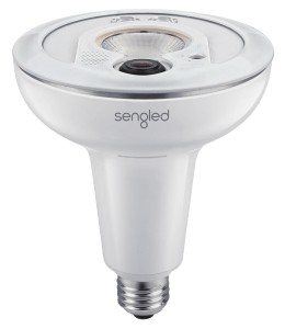 Snap Light bulb with Integrated security camera.
