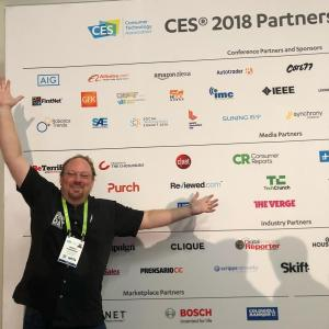 Marlo CES 2018, ces 208 coverage, consumer technology association