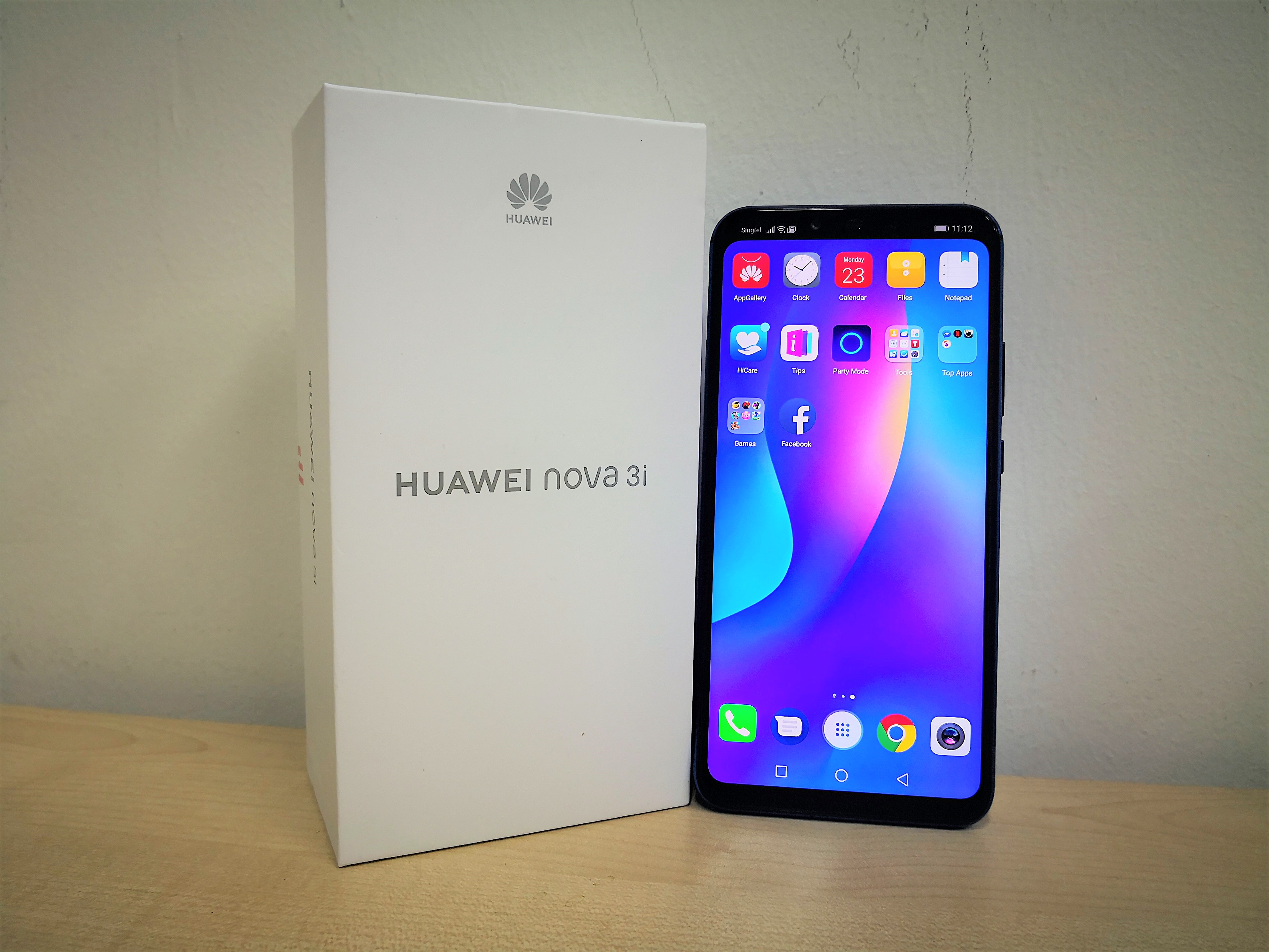 Huawei nova 3i - Unveiled and Unboxed - The Tech Revolutionist