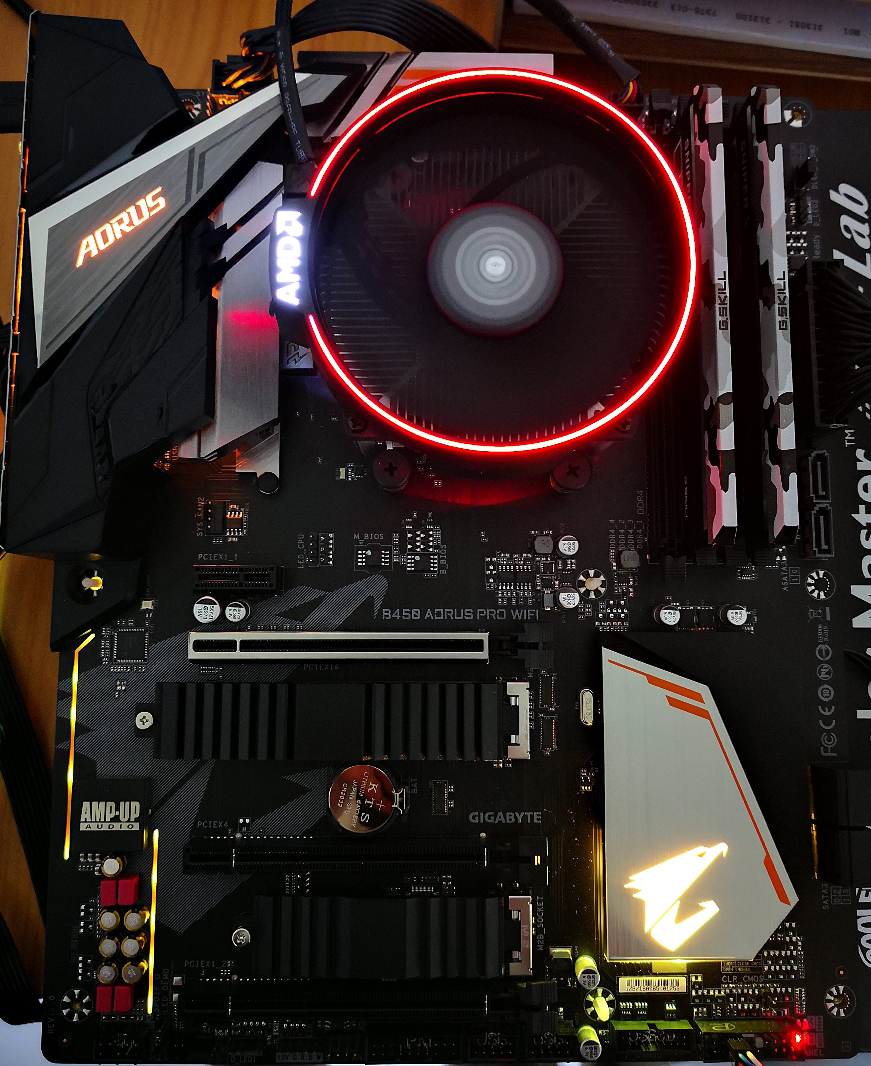 Gigabyte B450 AORUS PRO WIFI Review - Performance and Overclocking