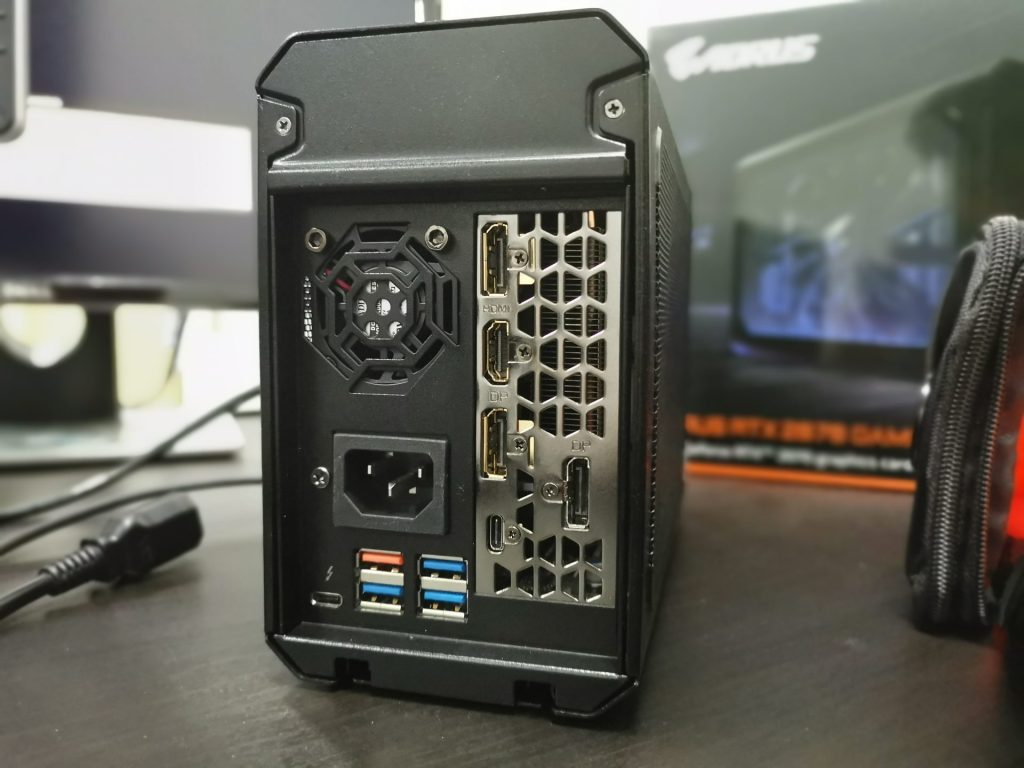 AORUS RTX 2070 Gaming Box Review - The Tech Revolutionist