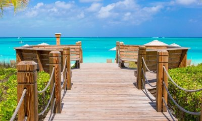 traveller sights inside the Turks and Caicos Islands