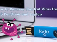 How to Remove Shortcut Virus from USB PenDrive and Laptop