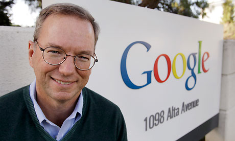 Eric Schmidt: At Google, Nothing Is Impossible And We Are Still Not Sure What The Future Holds For Google Glasses