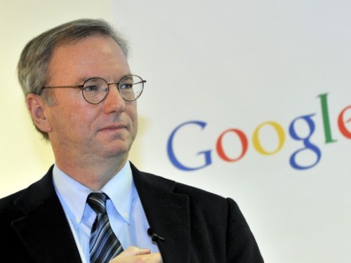 Executive Chairman Eric Schmidt is Selling Nearly 42 Percent of his Shares in the Company