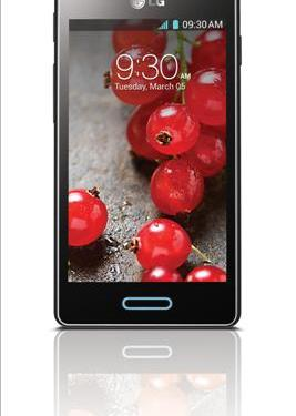 Report: LG Electronics Launches the Optimus L5 2 Smartphone