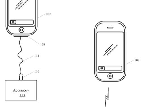 Apple's Patents: More on Apple's iWatch Accessory (US 8,402,145) and a Pen