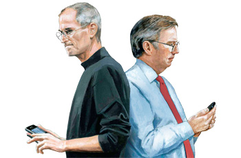 Apple vs Google: The Thermonuclear War Is Far From Over