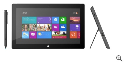 Microsoft: Surface with Windows 8 Pro Will Cost $899 With 4 Hrs Battery Life