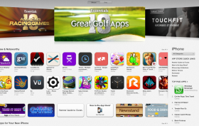 Apps from the App Store