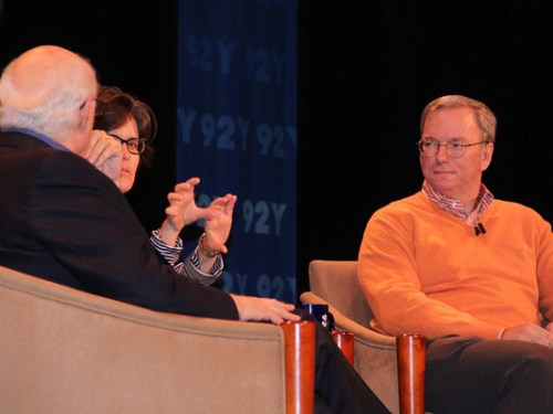 Google Chairman Eric Schmidt Interview With AllThingsD