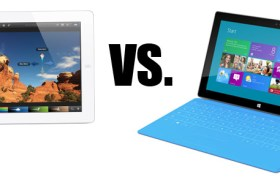 Microsoft Surface vs Apple