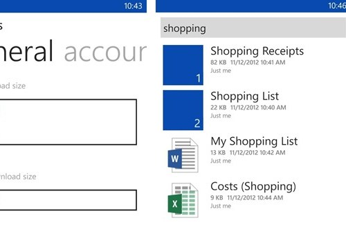 Microsoft's SkyDrive Updated With More Syncing Features