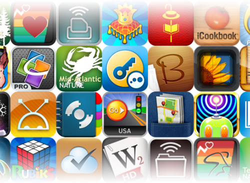 Apple's iOS Apps: New and Free iOS Apps Vol. 33 [iTunes/AppStore]
