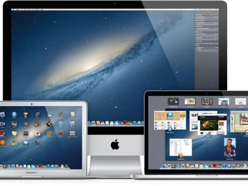 OS X 10.8 Mountain Lion Review Roundup