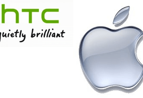 Apple And HTC Signed Ten-Year Patent License Deal