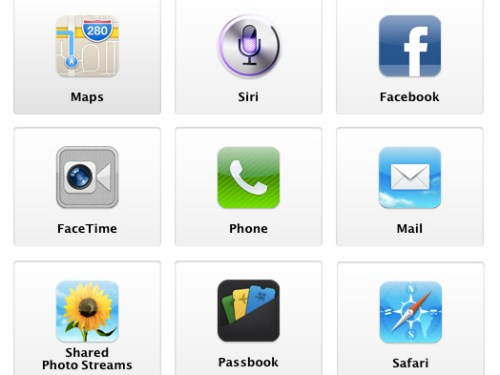 Apple: New iOS Apps (December 05, 2012)